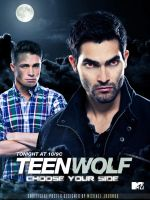 Derek/Jackson - Frenemy Teen Wolf Poster by FastMike