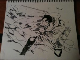 Levi Rivaille by lynlove3