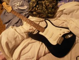 knock-off Stratocaster by Hogia