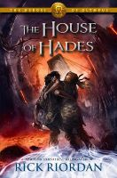 House of Hades Official Cover by Diamond-Arrow