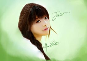 Juniel by mackbutler3