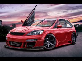 Ford Focus Teamchop by Stan88