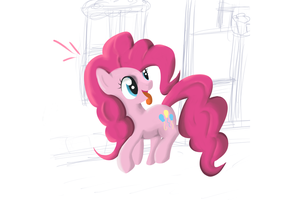 Wip pinkie by R1pperAnthon