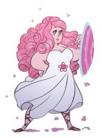 Rose Quartz by JICheshire
