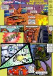 Behind the Noise by Transformers-Mosaic