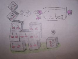 Stacking fun-Cubes V.2 by MsInsanityDoodles