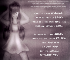 I'm Nothing by Rumay-Chian