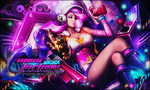 League of Legends: Miss Fortune Arcade by Esyld