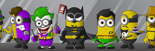 DeviantArt | Batminion | lBath by lBath