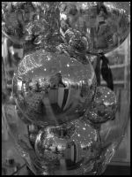 Silver Ornaments by DJCandiDout
