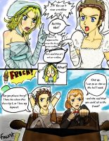 Scrubs Fake Wedding Finale 7 by Graffiti2DMyHeart