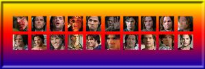 Pack 20 Icons Sam Winchester by angiezinha