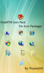 Vista Theme For IconPackager by Picassa243