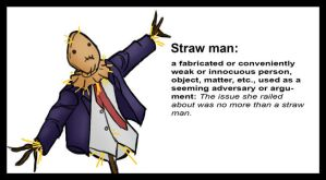 Straw man by Thecosmicgoose