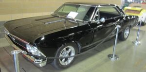 66 Chevy Chevelle by zypherion