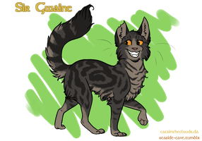 Cats of Camelot: Gwaine by CatsInTheClouds