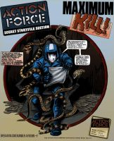 Cobra Commander in Maxi Kill by ArtisticSchmidt