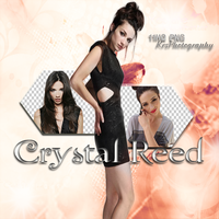 Crystal Reed PngPack by KrsPhotography