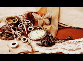 Steampunk Collection by Makisai