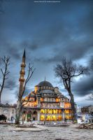 New mosque by Metkan