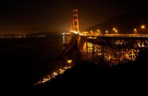 Golden Gate Bridge by zootnik