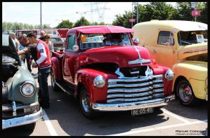 1951 Chevrolet Pick Up by compaan-art