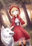 Commission - The Red Riding Hood by Kirara-CecilVenes