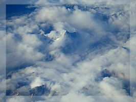 View from the Air - Greenland by barefootliam