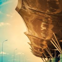 A Day at the airport VII by siamesesam