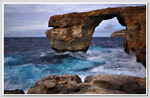 Sea in Gozo by mauromago