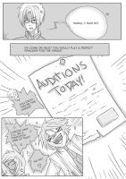 Photoshop CS2 Manga Page-ish...thing...//sobs by Maximum-Delusion
