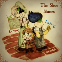 Shoe Shines by Shtinkels