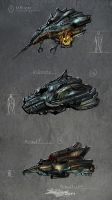 Vehicle Designs August 2011 1 by Brollonks