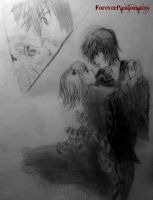 Ikuto And Amu By Foreverpassionately by Fluffypassion