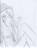 Visual Kei sketch by HardStyle-Love