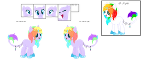 Magical essences official ref sheet by D0omy