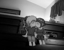 Naruhina paperchildren by shock777