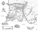 Unnamed Novel Map by ffaat