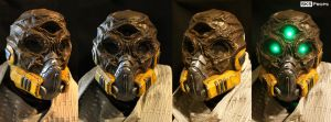 Destiny Hunter The Mask of the Third Man by SKSProps