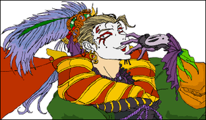 Kefka by piranhalava