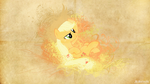 Parchment Splash | Applejack by Paradigm-Zero