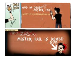 Mister FAIL-Graffiti FAIL by chillyfranco