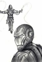 Ironman 2 Finished by ShadowSnake67