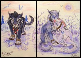 Cats by Fur-kotka