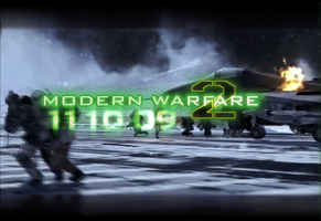 Call Of Duty Modern Warfare 2 by Artikalysm
