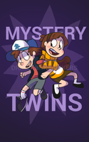 MYSTERY TWINS by DragonInkMarkers