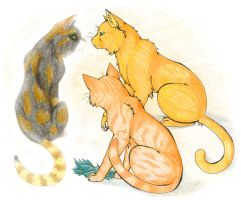 A Visit From Spottedleaf by CaptainMorwen