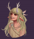 Commission: Sylvonna by lilmellany