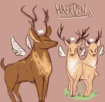Haertzen species. by NeomaGreyback