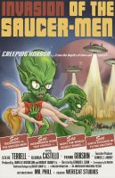 Invasion of the Saucer-men by MR-PHiLL
